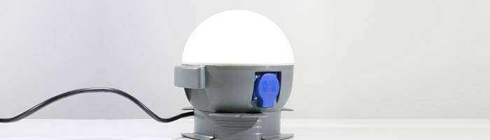 WSH LED Arbeitsleuchte Future Ball _1