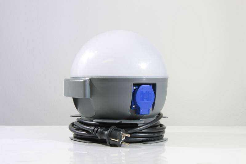 WSH LED Arbeitsleuchte Future Ball _3