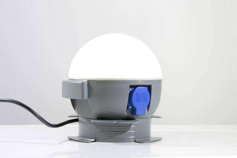 WSH LED Arbeitsleuchte Future Ball _4