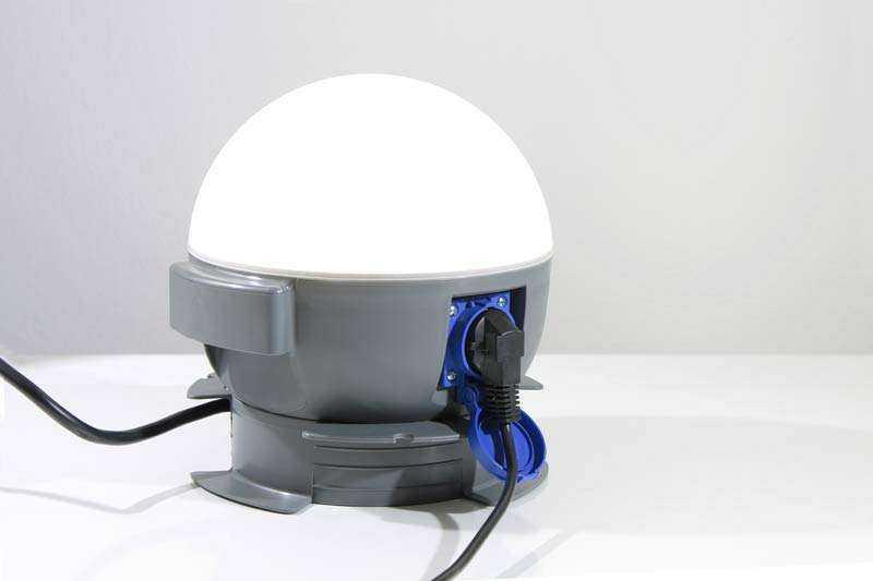 WSH LED Arbeitsleuchte Future Ball _2