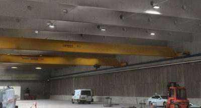WSH LED Hallenstrahler