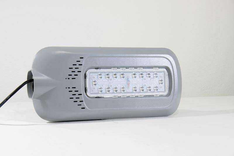 WSH LED Straßenleuchte One Mini - Unteransicht