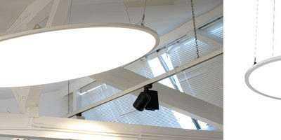 Runde LED Panel bis 120 cm