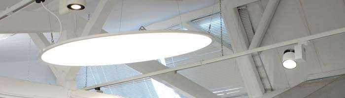 Runde LED Panel Serie IL-RPL