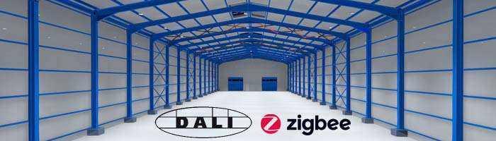 WSH Lichtkonzept Mehrzweckhalle Lichtsteuerung DALI ZigBee