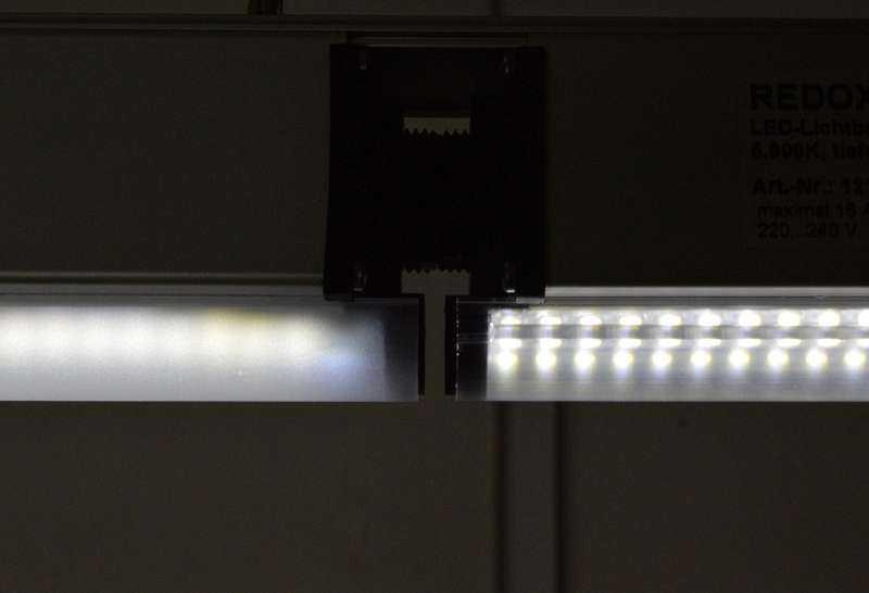 WSH Lichtbandsystem LS20 LS66 Optik