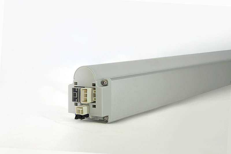 WSH Lichtbandsystem LS20 Anschluss