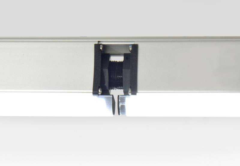 WSH Lichtbandsystem LS66 Anschluss