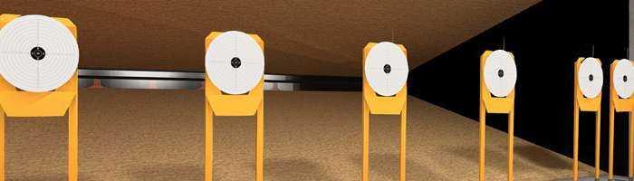 WSH Konzept LED Schießstandbeleuchtung