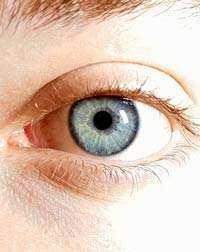 Auge Beleuchtungsstärke