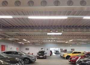 WSH Autohaus LED Röhren