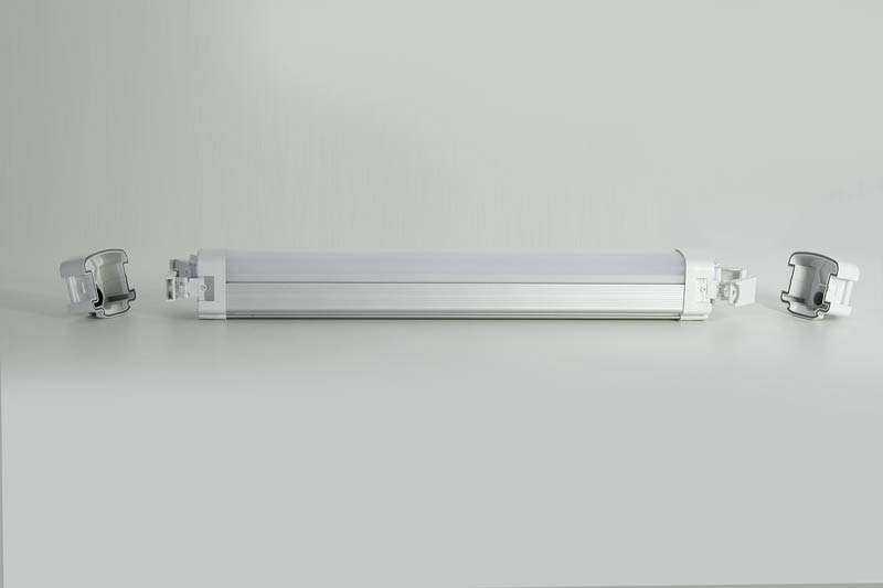 WSH LED Universalleuchte TP3 Endkappen