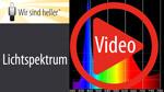 WSH Film Lichtspektrum