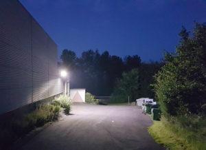 LED Straßenleuchte MStreet 2 Module