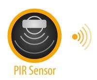 WSH Lichtsteuerung PIR Sensor