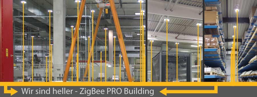 WSH PRO Building Industrie Lichtsteuerung
