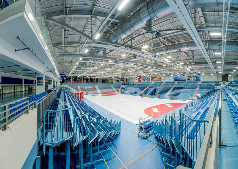 Hallenhandball Sporthalle Arena
