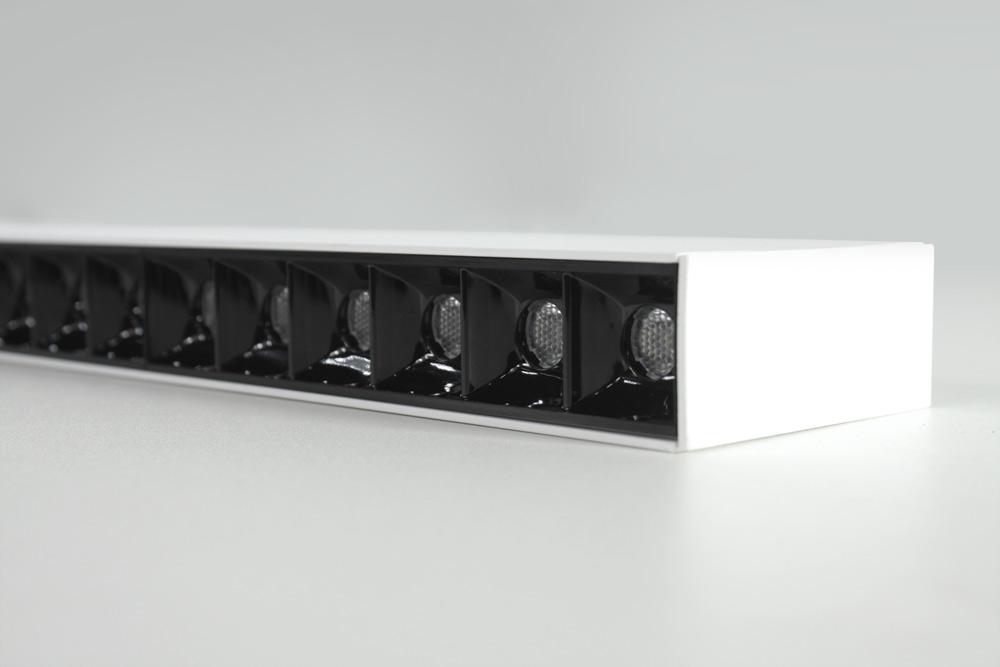 WSH Büroleuchte LeLux LEDs