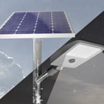 Solarleuchte SoLed