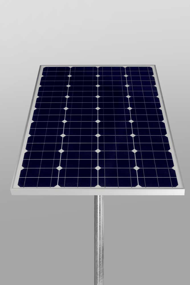 WSH Solarleuchte SolLed Solarpanel