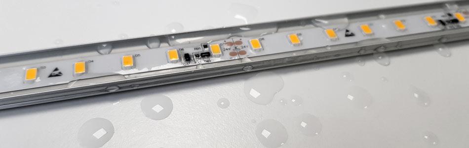 LED Streifen Feuchtigkeitsschutz
