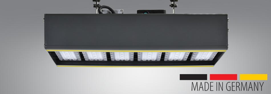 WSH LED Hallenstrahler Serie Alpha