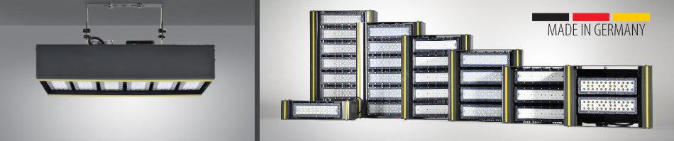 LED Hallenstrahler von Wir sind heller