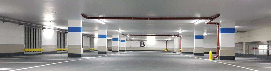 Parkhausbeleuchtung Referenzen