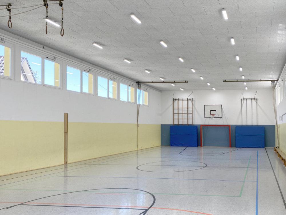 Sporthalle Hallenleuchte HPT