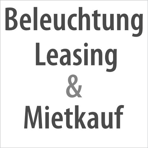 WSH Beleuchtungs Leasing und Mietkauf