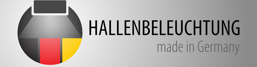 Hallenbeleuchtung made in Germany
