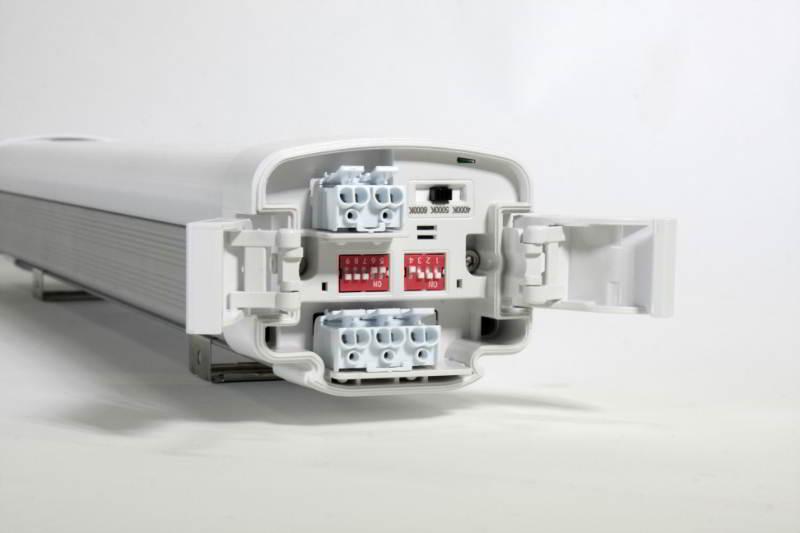 WSH Universalleuchte TP4 Einstellungen Farbtemperatur Leistung