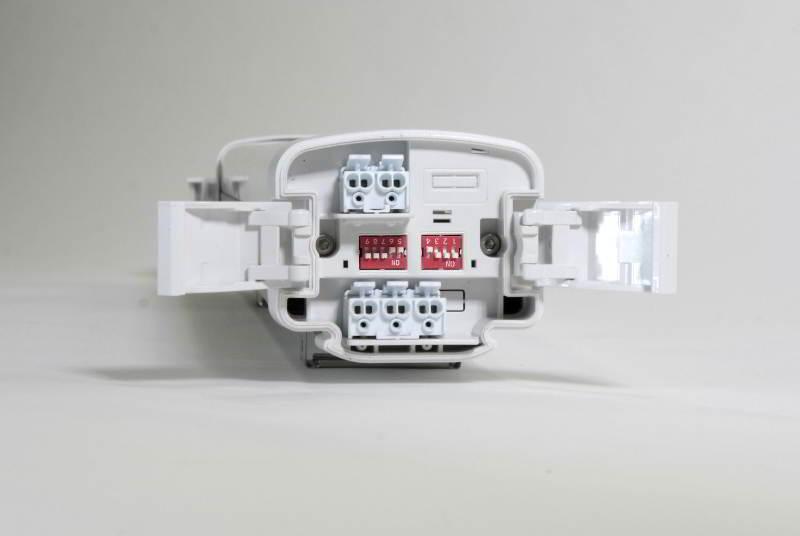WSH Universalleuchte TP4 Einstellungen Mikrowellensensor