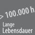 lebensdauer 100000 stunden