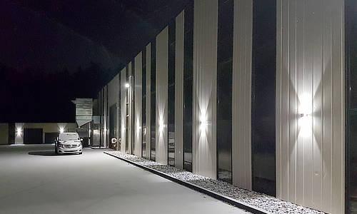 wsh geschäftsbereich designbeleuchtung architekturbeleuchtung