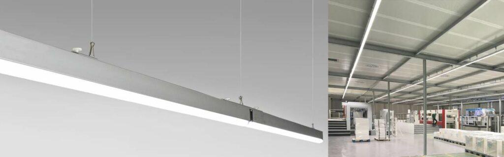 LED Lichtbandsystem LS20 LS66
