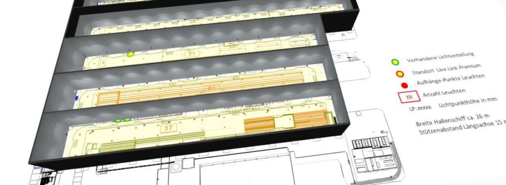 Lichtplanung als Dienstleistung